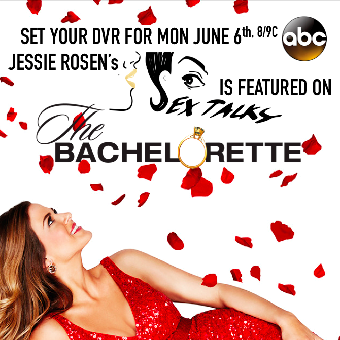 Jessie Rosen Sex Talks + Bachelorette